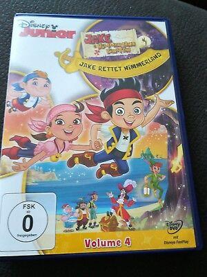 DVD jack und die nimmerland Piraten - Jake rettet nimmerland  ()