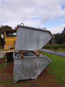 Self tipping bins near new Bedfordale Armadale Area Preview