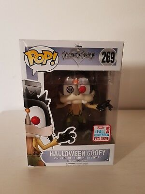 Pop! Kingdom Hearts - Halloween Goofy Fall convention 2017 - 2017 Halloween Conventions