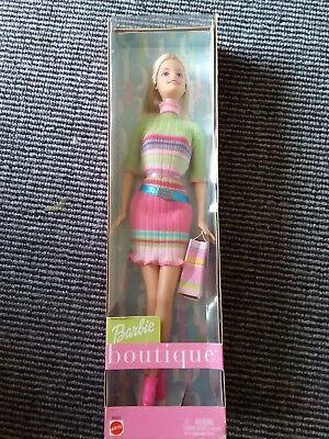 Barbie boutique doll 2002