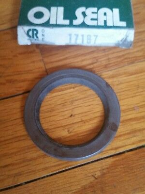 Chicago Rawhide Cr Oil Seal 17187