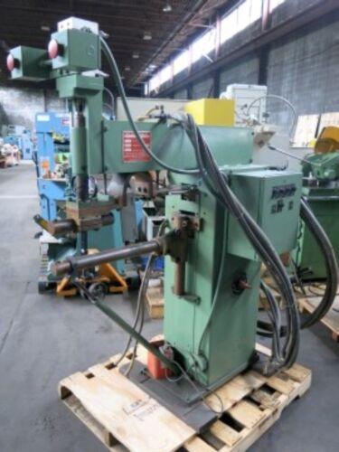 American 40 KVA 220v Press Type Spot Welder