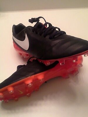 Nike Tiempo Legacy II FG Leather Soccer Cleats  Size 11.5 NEW
