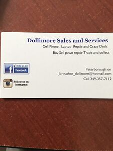 DOLLIMORE SALES AND SERVICES PLEASE LIKE AND SHARE MY PAGE