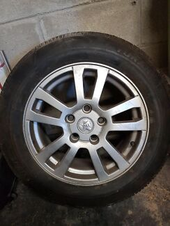 4 x VY/VZ Holden Commodore Rims