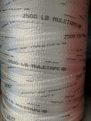 Mule Tape 34 2500 Lb Test String Bull Tape 300 Ft Hank
