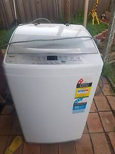 Haier 6kg Washing Machine - Only a couple months old Roselands Canterbury Area Preview