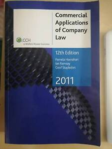 Company law textbook gumtree australia free local classifieds commercial applications of company law 2011 fandeluxe Image collections