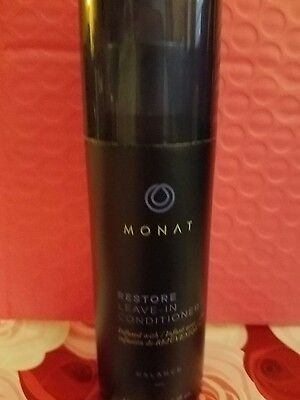 New Restore Balance Monat Monet Leave In Conditioner Hair Loss Leave In 4 5 Oz