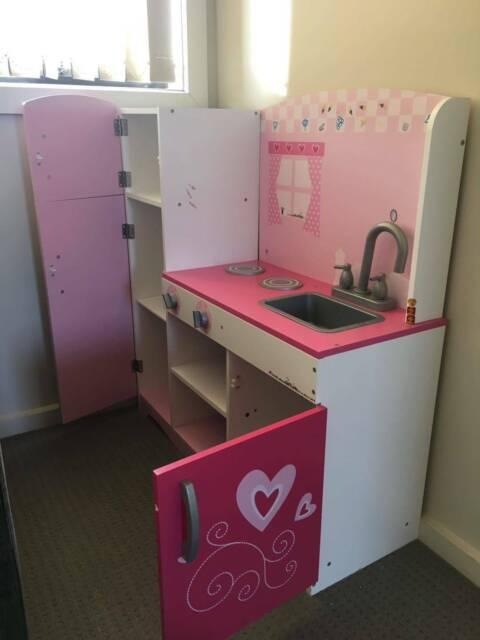 Toy Wooden Kitchen Toys Indoor Gumtree Australia Monash Area