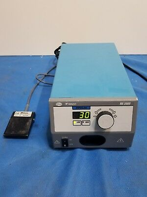 Valleylab Ns 2000 Electrosurgical Unit E6012 Foot Pedal