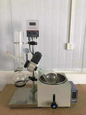 110v 2l Lab Rotary Evaporator Rotavapor Digital Heating Bath Test Machine