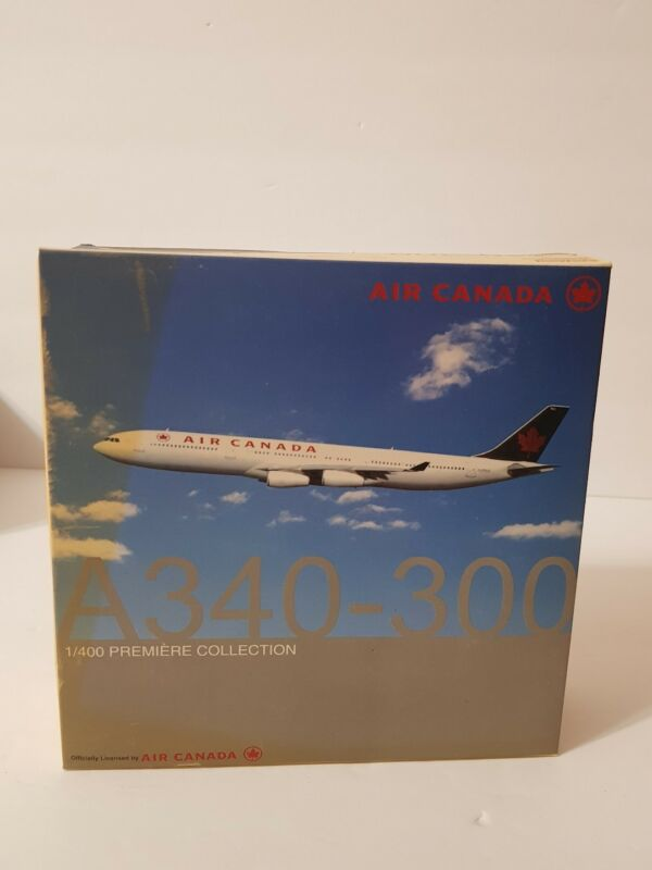 1:400 Dragon Wings Air Canada A340-300 premiere collection