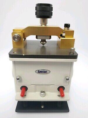 Specac Mkii Golden Gate Single Reflection Diamond Atr System Top Plate Beam Unit