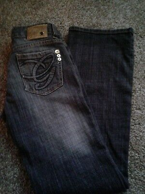 G-unit Clothing low rise boot cut jeans size 5, used for sale  Smiths Station