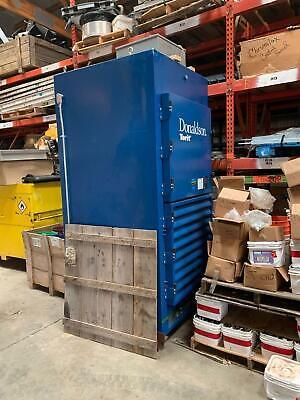 2016 Donaldson Torit Dws-6 Downflo Work Station 5500 Cfm 7.5hp 230460