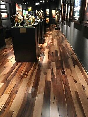 Brazilian Pecan Engineered Hardwood Flooring Sample