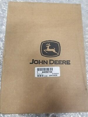 John Deere Oem Part Ah202734 Combine Cornerpost Circuit Board 9550 9650 9750