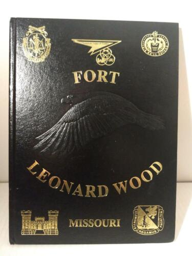 February 2009 US ARMY Fort Leonard Wood Missouri Class Photo Yearbook Hardcover