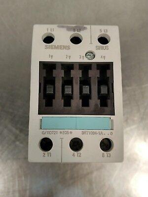 SIEMENS  3RT1025-1A...0  400V  50Hz  //400-440V 50Hz ////Gebraucht
