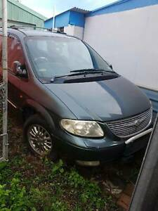 2002 Chrysler Grand Voyager LIMITED Automatic Wagon