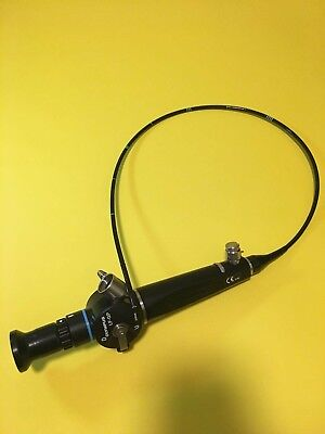 Olympus Lf-gp Tracheal Intubation Fiberscope In Excellent Conditions