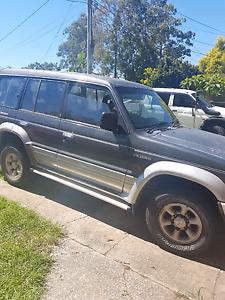 Mitsubishi pajero 4wd petrol Waterford West Logan Area Preview