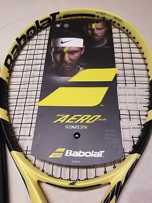 "New Babolat PURE AERO Junior 25"" Tennis Racquet JR 25 Grip Size 0 or 1 w/ Cover"