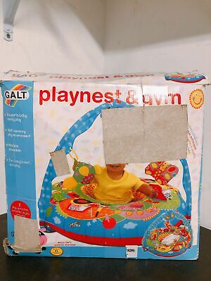 OPEN BOX GALT PLAYNEST & GYM - FARM Baby Toddler Toys And Activities  for sale  Shipping to South Africa