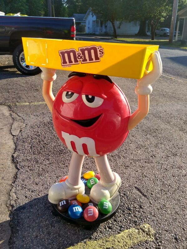 4ft M&M Character
