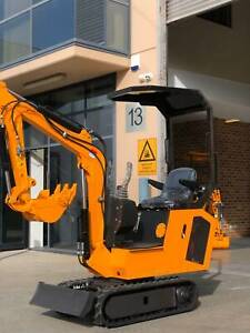 2020 UHI UME10S MINI EXCAVATOR FOR  $11500 STOCK IN SYD,MEL. BNE SA Chipping Norton Liverpool Area Preview