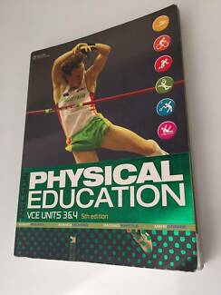 Live it up vce physical education textbooks gumtree australia nelson physical education for vce units 3 4 5th edition fandeluxe Choice Image