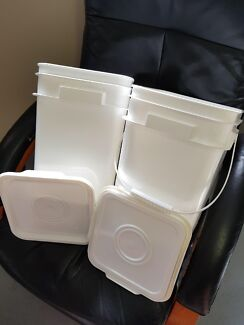 Food grade 15L buckets