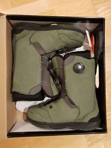 Ride Lasso snowboard boots with double BOA for sale!!