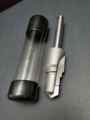 """2-1//8/"""" Diameter Norfield Carbide Tipped Open Face Lock Boring Spur Bit TNS2181"""