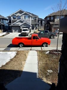 Trade for semi truck. tractor 40000$ equal trade value only