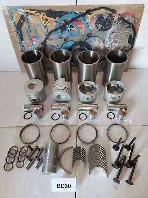 Bd30 Engine Rebuild Kit Fits Hitachi Ex60-2 Ex60-3 Ex30 Ex70 Nissan Engine