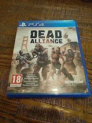 Jeu vidéo Dead Alliance (PlayStation 4) Sony PS4 zombies