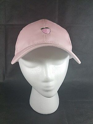 fresh fruit dad hat Peach pink baseball cap 100% cotton embroidered - Fruit Hat