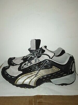 men's Puma sport running shoes UK 12 used good condition