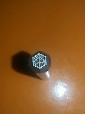 Punzone acciaio 5mm esagono
