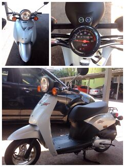 Honda 2013 Today 50cc Darwin CBD Darwin City Preview