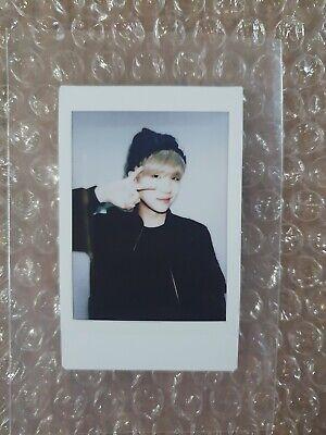 BTS Broadcast Event Prize Real Polaroid SUGA