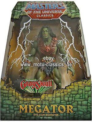 Megator  Masters of the Universe® Classics He-Man MISB NEU www_MotU-Classics_de online kaufen