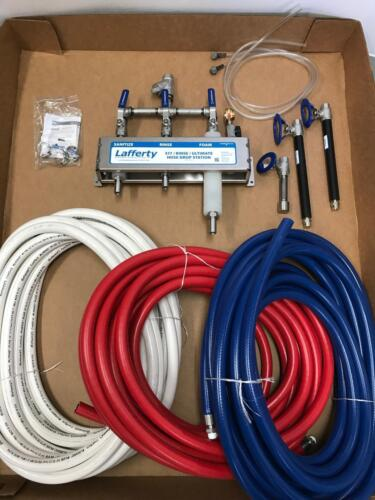 Lafferty 517/Rinse/Ultimate Hose Drop Station # 914225 NEW