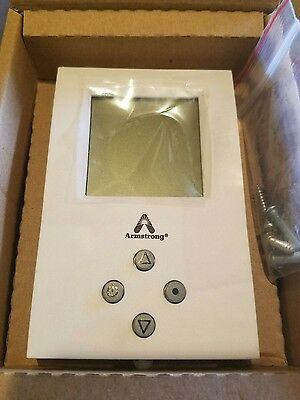 Armstrong Wall Mounted Universal Thermostathumiditytempcontroller D50390