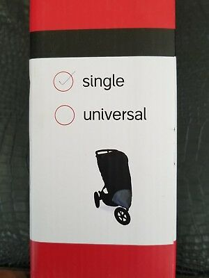 Phil & Teds Sport Sun/Insect Mesh Cover Single Stroller UV Sunny days