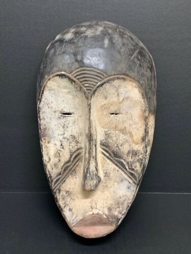 AFRICAN ART FANG MASK