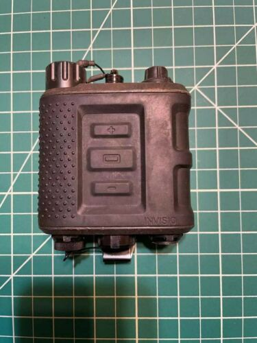 Invisio X50 TCAPS Tactical Communication and Protective System Control Unit