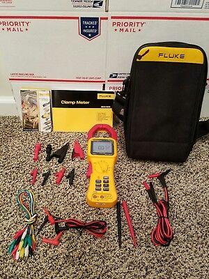Fluke 355 True Trs Acdc Clamp Meter 2000a 600 V Cat Iv